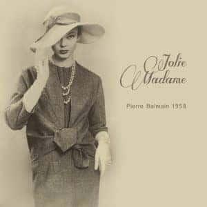 jaren 50 jolie madame