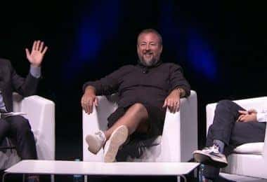 Cannes liones Shane Smith