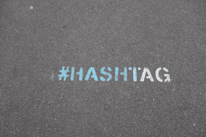 hashtag-afbeelding
